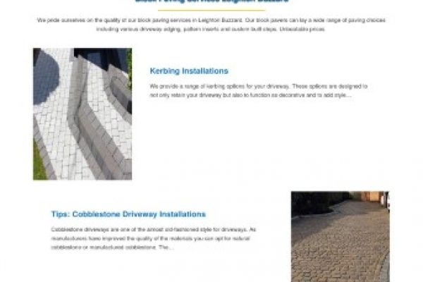 UK Driveways and Paving